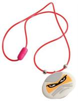 Light Up Ninja Necklaces (Include 12 Units)