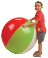 Beachball Inflate/48 In/ 30 In Diam (Include 1 Units)