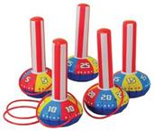 Inflatable Ring Toss Game (Include 1 Units)