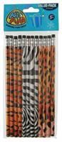 Animal Print Pencils (Include 12 Units)