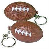 Foam Football Keychains (Include 12 Units)