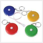 Tape Measure Keychains (Include 12 Units)