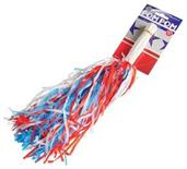 Pom Poms/Red-White-Blue (Include 12 Units)