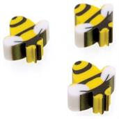 Mini Bumble Bee Erasers (Include 144 Units)