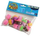 Cupcake Erasers (Include 12 Units)