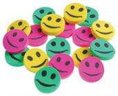 Mini Smile Erasers (Include 144 Units)
