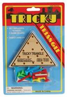 Tricky Triangle Game (Include 1 Units)