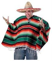 Poncho/Adult (Include 1 Units) Costume