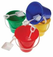 Pail And Shovel Sets/5 Inch (Include 1 Units)