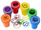 Smile Stampers/6 Pc (Include 6 Units)