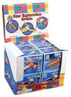 Star Exploration Bricks/26 To 28-Pcs (Include 12 Units)