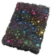 Fuzzy Rainbow Star Journal (Include 1 Units)