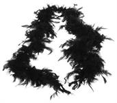 Feather Boa/Black (Include 1 Units)