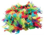 Multicolor Boa/Teal-Hot Pink-Lime Cp (Include 1 Units)