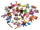 Mini Animal Asst/60-Pc (Include 60 Units)