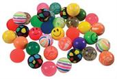 Bounce Ball Asst 35Mm/50-Pc (Include 50 Units)