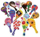 Paddle Ball Assortment/48-Pc (Include 48 Units)