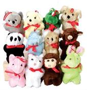 Plush Animal Asst (Include 12 Units)