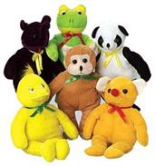 Asst Plush Animals (Include 12 Units)
