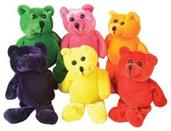 Beanbag Bears (Include 12 Units)