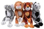 Wild Animals W/Velcro Hands (Include 12 Units)