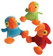 Bright Parrots Plush (Include 12 Units)