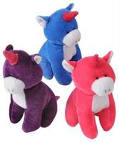 Sitting Unicorn Plush (Include 12 Units)