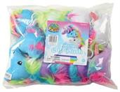 Unicorn Clip Plush (Include 12 Units)