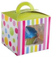 Candy Cupcake Boxes (Include 12 Units)