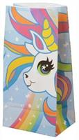 Unicorn Paper Bags (Include 12 Units)