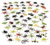 Assorted Insects/72-Pc (Include 72 Units)