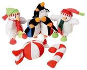 Christmas Plush Assortment (Include 12 Units)