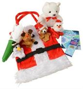 Santa Suit Gift Bag Assortment (Include 1 Units)