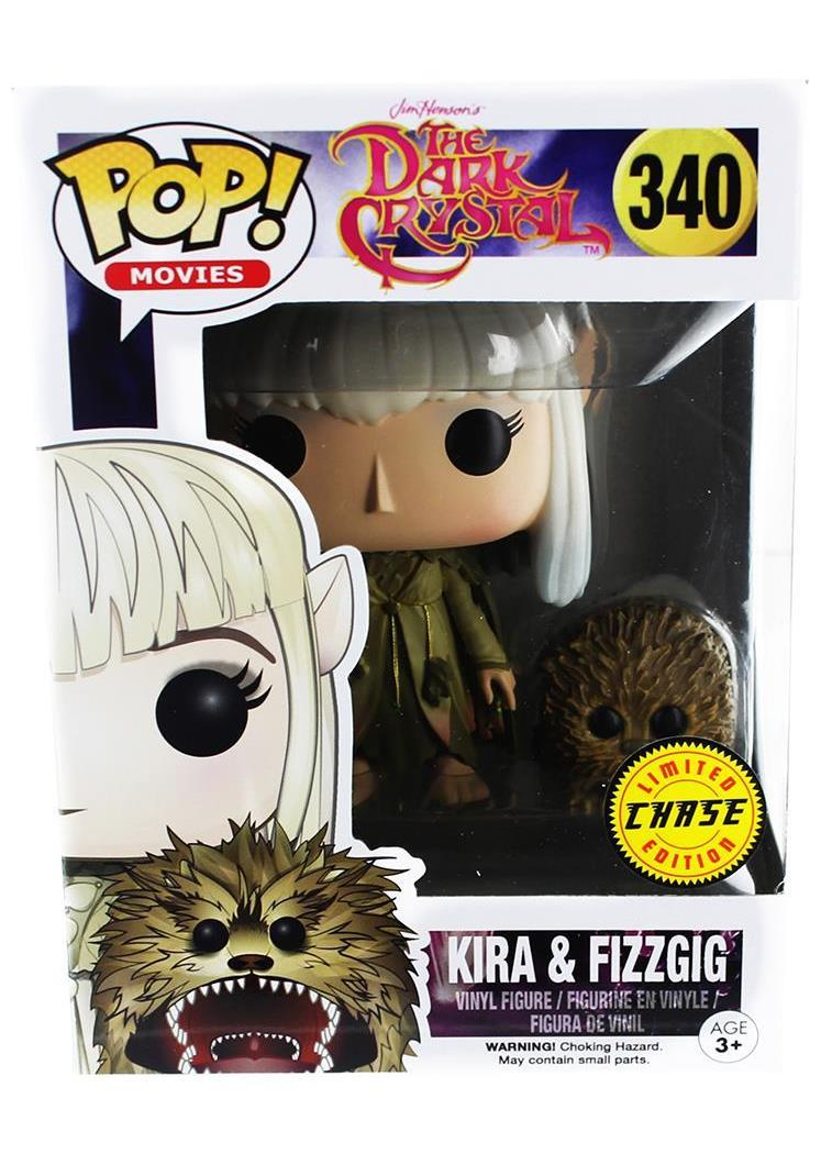 chased by the dark figure Funko has managed to pack more cuteness per square inch into their pop vinyl figures line than any other collectible we know plus, they've managed to get the license for basically every pop-culture icon out there - characters from tv, movies, video games, and more.